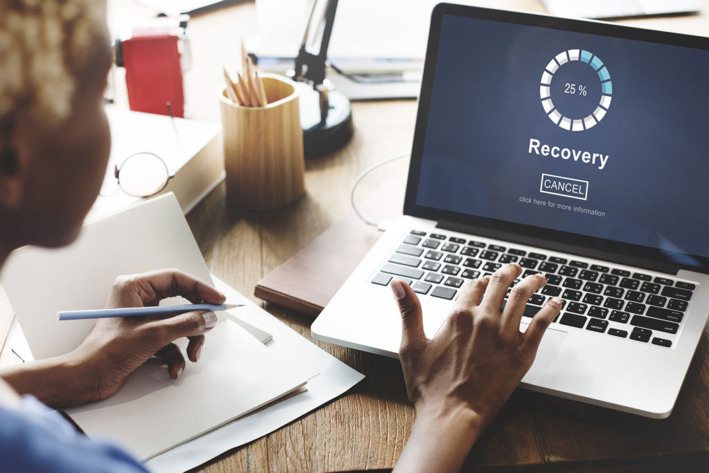 Don't make data recovery difficult