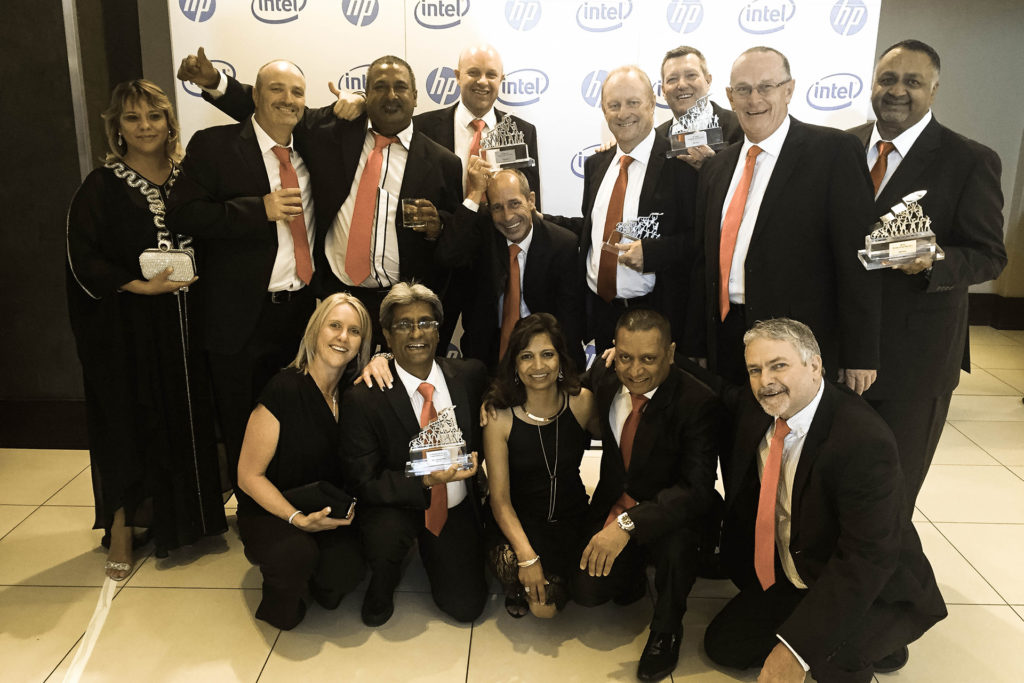 Aptronics names HPE Partner of the Year