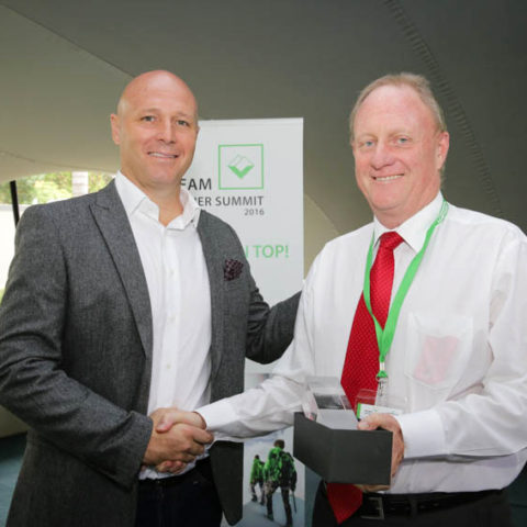 Aptronics receives Veeam Enterprise Project Award