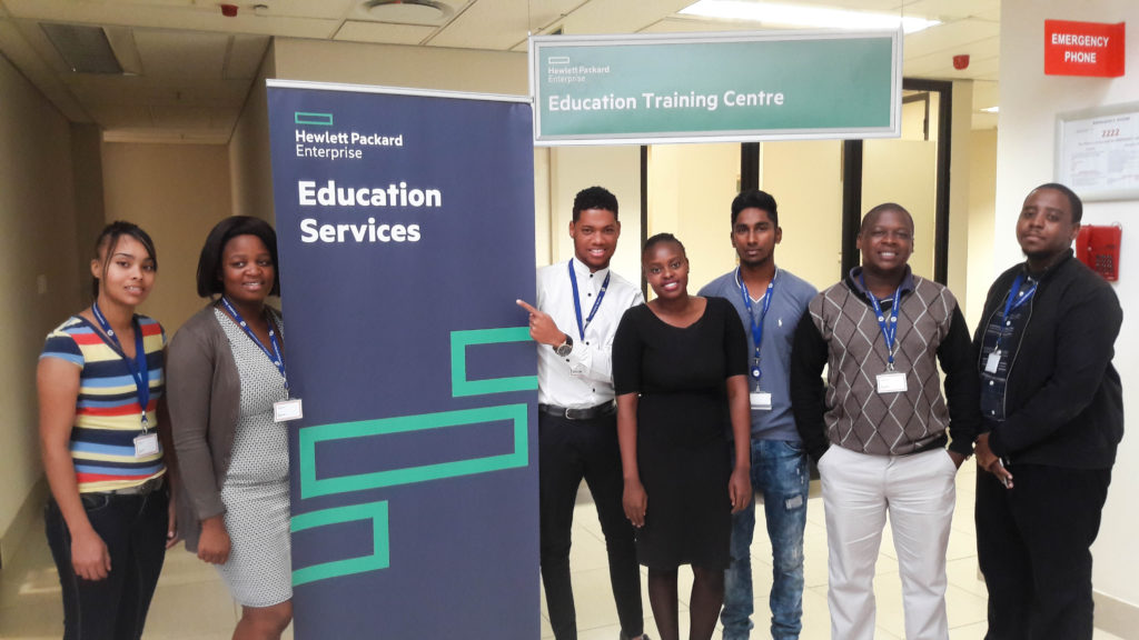 Aptronics / HPE Learnership Programme