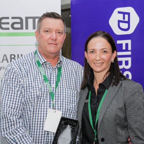 Aptronics receives Veeam Most Significant Project 2017 Award